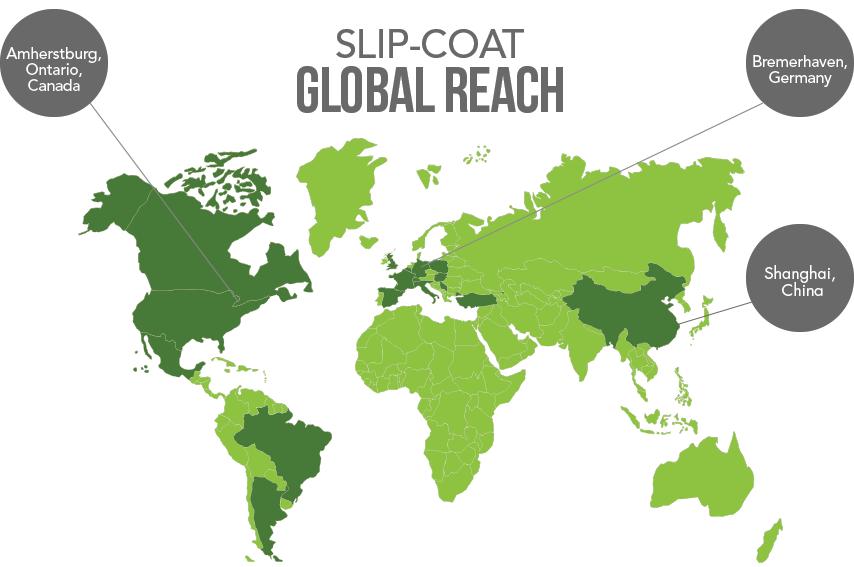 GBIE Global Map